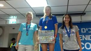 3rd place female :)