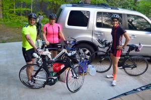 Pre-Ride photo